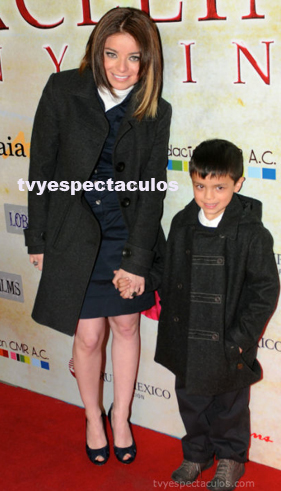 Hijo de Violeta Isfel en Amorcito Corazón