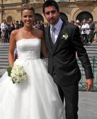 Se casó Alex Ubago en secreto