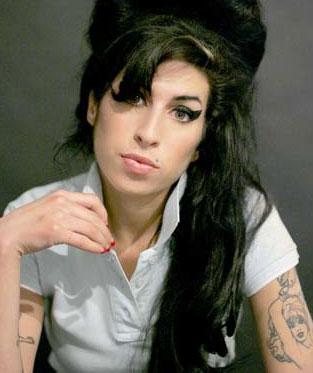 Hoy cumpliría 28 años Amy Winehouse