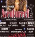 Cartel Aventurera con Ninel Conde