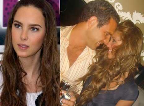 Belinda novia de Anuar Name el ex de Anahí