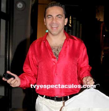 Mi amigo el Príncipe de Cristian Castro a la venta 1 de octubre