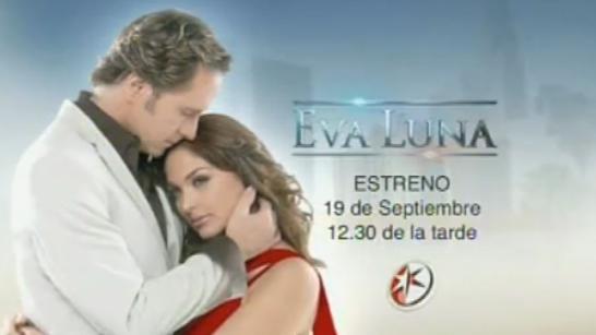Eva Luna 19 de septiembre por Canal de las Estrellas