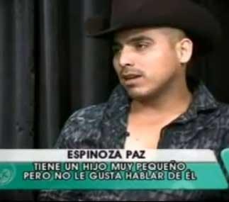 Espinoza Paz en entrevista con Mara Patricia Castañeda