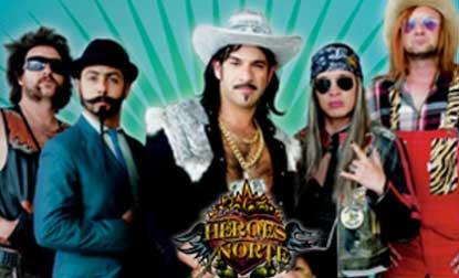 Los Héroes del Norte 3 de octubre por Canal 5