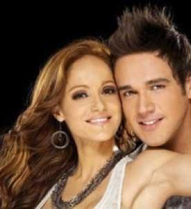 Lolita Cortés termina con su novio Javier Estrella
