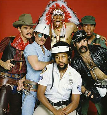 Village People en La Academia 2011