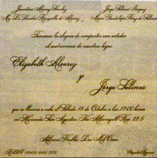 Elizabeth Álvarez y Jorge Salinas se casan el 15 de octubre