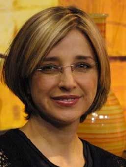 Claudia Ramírez en A la luz del Ángel