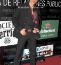 Adrian Uribe como Espinoza Paz para Halloween
