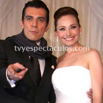 Se casó Jorge Salinas con Elizabeth Álvarez