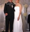 Jorge Salinas y elizabeth Gutierrez en su boda
