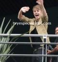 Justin Bieber en hotel mexicano