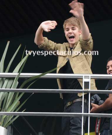 Justin Bieber agradece a México su cariño