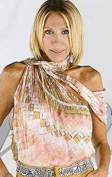 Laura Bozzo se desfiguró el rostro hace 27 años