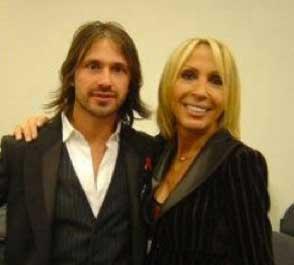 Laura Bozzo se casará con Cristian Suarez