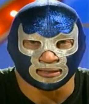 Blue Demon Jr expulsado de Mira Quien Baila