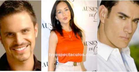 Telenovela de Angelique Boyer y David Zepeda llevará por nombre Abismo de Pasión