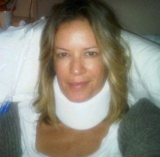 Rebecca de Alba planea demandar a los culpables de sus lesiones