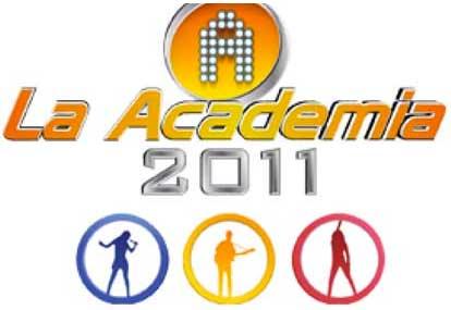 18 de diciembre final de La Academia 2011