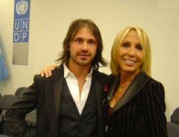 Laura Bozzo y Cristian Suarez se casan el 19 de agosto