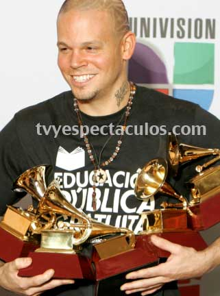 Lista de Ganadores del Grammy Latino 2011