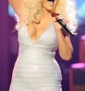 Christina Aguilera en los AMA 2011
