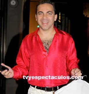 Cristian Castro en La Voz México
