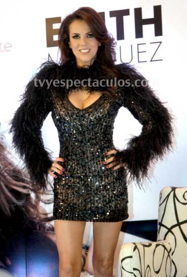 21 de marzo de 2012 Edith Marquez en Auditorio Nacional