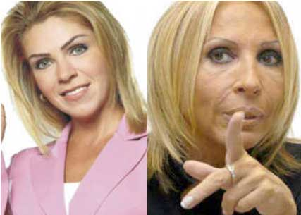 Cristian Suarez demandará a Rocío Sánchez Azara por hablar mal de Laura Bozzo