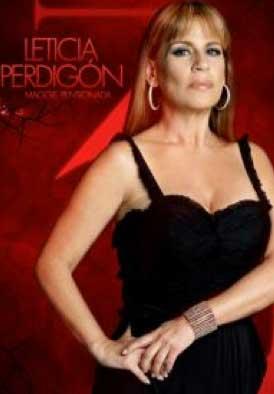 Leticia Perdigón se quitará la ropa para Playboy