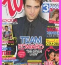 Robert Pattinson en Revista Tu