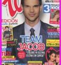 Taylor Lautner en Revista Tú