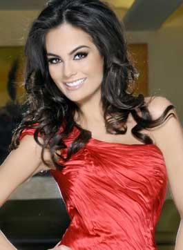 Ximena Navarrete conductora de Meeting Mexico