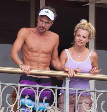 Britney Spears podría casarse a final de año