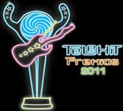 Ganadores de los Premios Telehit 2011