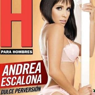 Andrea Escalona en H