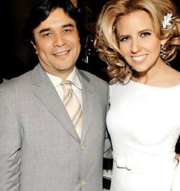 Se casó Raquel Bigorra