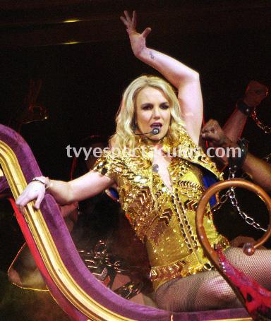 Britney Spears satisface en México
