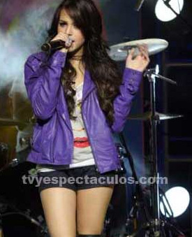 Ruleta 2012 gira de Danna Paola