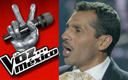 Óscar Cruz ganador de La Voz México
