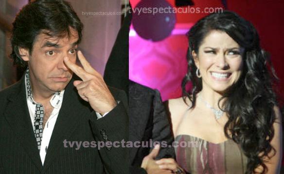 Alessandra Rosaldo terminó con Eugenio Derbez por que él prefiere su trabajo