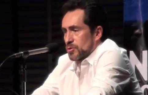 Conferencia de Prensa Demian Bichir rumbo al Oscar