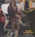 Jaime Camil vestido de Eva