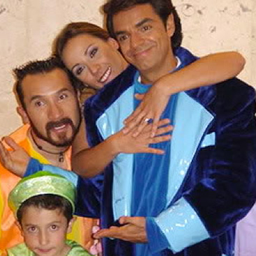 La Familia P-Luche para marzo de 2012