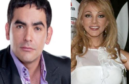 Olivia Collins confirma romance con Abraham Ramos