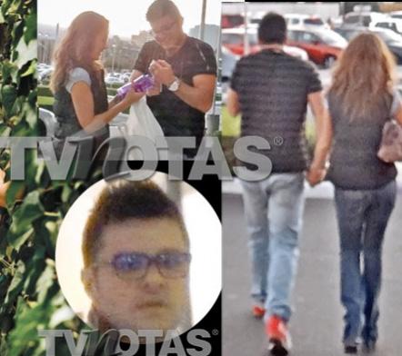 Paul Stankey ahora sale con Mariana Ávila
