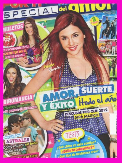 Especial hor scopos del amor de revista por ti tv y for Revistas de espectaculos