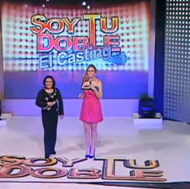 Soy tu doble El Casting con Raquel Bigorra