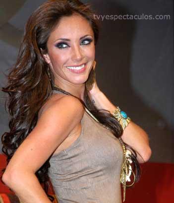 Anahí cancela presencia en los Premios TVyNovelas